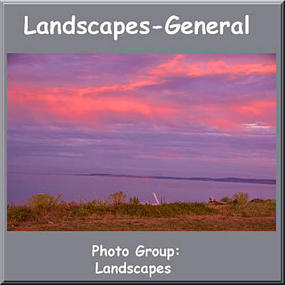Photograph - Logo Landscapes General by NaturesPix