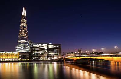 Photograph - London 20 by Mariusz Czajkowski