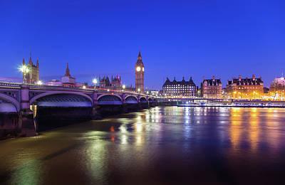 Photograph - London Big Ben  by Mariusz Czajkowski