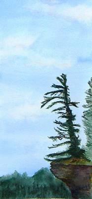 Lone Sentinel Art Print