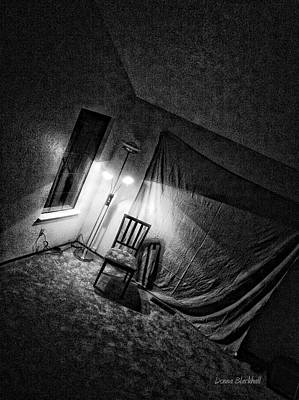 Photograph - Loneliness by Donna Blackhall