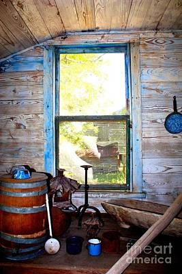 Historic Site Photograph - Looking Out  by Carol Groenen