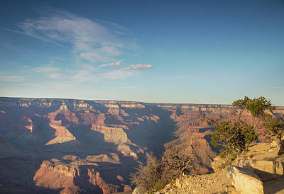 Photograph - Looking Out Over The Canyon by Kunal Mehra