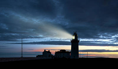 Nature Scape Photograph - Loophead Lighthouse by Svetlana Sewell