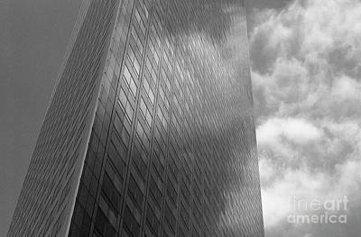 Photograph - Los Angeles Buildings by Jim Corwin
