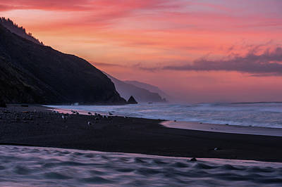 Photograph - Lost Coast by Dustin LeFevre