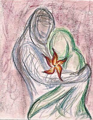 Love Grows Art Print by Jennifer Addington