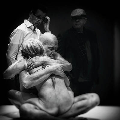 Photograph - Love by Michel Verhoef