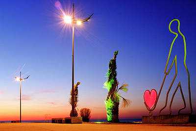Photograph - Love Statue by Fabrizio Troiani