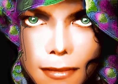 Digital Art - Loved by Karen Showell