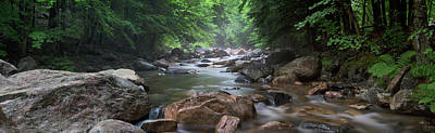 Digital Art - Lovell River 5 by Patrick Groleau