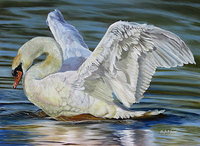Painting - Lovely by Phyllis Beiser