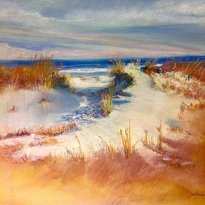 Pastel - Lovers Key by Janet Visser