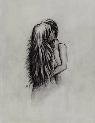 Lovers Art Print by Rachel Christine Nowicki