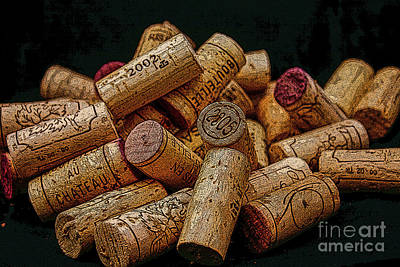 Photograph - Loving Wine by Patricia Hofmeester