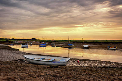 Photograph - Low Tide by Nick Bywater