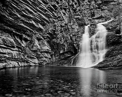 Photograph - Lower Cascade 1 by Patrick M Lynch
