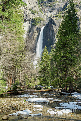 All You Need Is Love - Lower Yosemite Fall in the famous Yosemite by Chon Kit Leong
