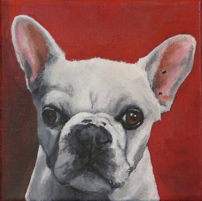 Painting - Lucy by Carol Russell