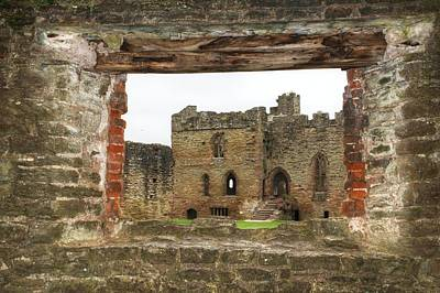 Photograph - Ludlow Castle by Chris Day