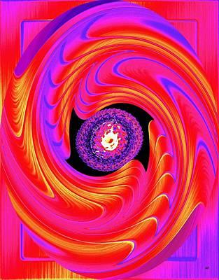 Luminous Energy 8 Art Print by Will Borden