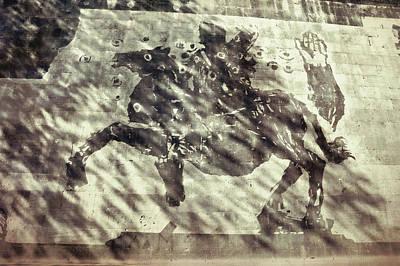 Photograph - Tiber Lungotevere Art Horse by JAMART Photography