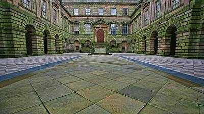 University Digital Art - Lyme Park by Super Lovely
