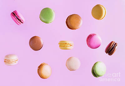 Grimm Fairy Tales Royalty Free Images - Macaroons Treat Royalty-Free Image by Anastasy Yarmolovich