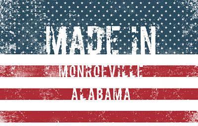Sean - Made in Monroeville, Alabama by Tinto Designs