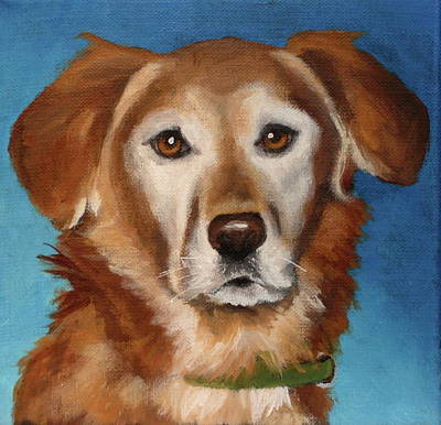 Painting - Mae by Carol Russell