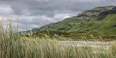 Photograph - Maghera Beach Sand Dunes Ireland #1 by Lexa Harpell