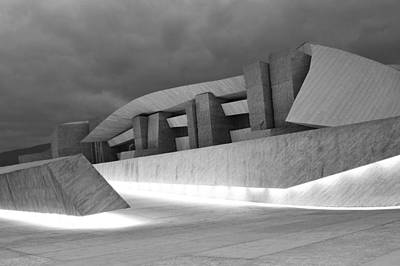 Photograph - Magma Arts Center Tenerife by Marek Stepan