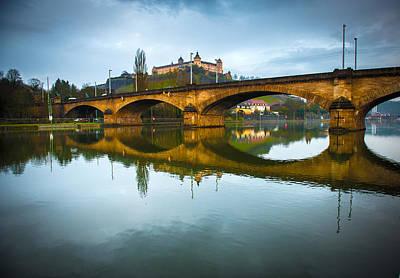Photograph - Main River Bridge by Bill Howard