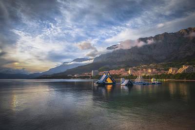 Croatia Photograph - Makarska No 1 by Chris Fletcher