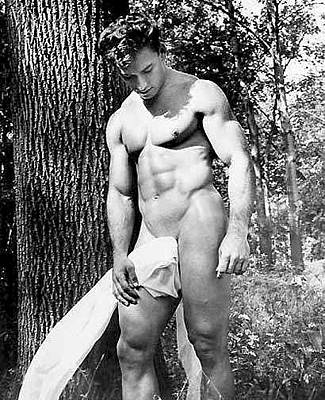 Photograph - Male Nude by Jake Hartz