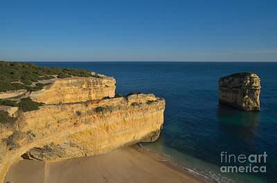 Algarve Photograph - Malhada Do Baraco Beach by Angelo DeVal