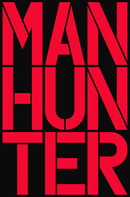 Manhunter Art Print by Three Dots