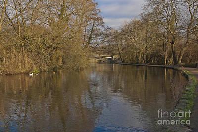 Photograph - Mansbridge Southampton by Terri Waters