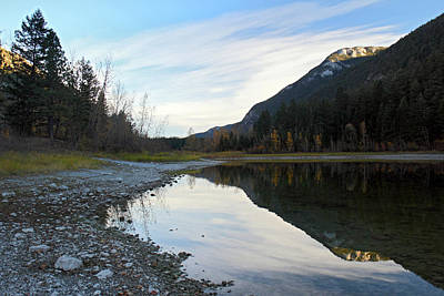 Marble Canyon British Columbia Art Print by Pierre Leclerc Photography