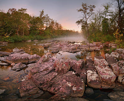 Photograph - Marble Creek Shut-ins by Robert Charity