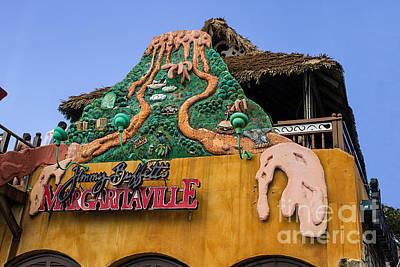 Photograph - Margaritaville by Steven Parker