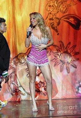 Mariah Carey Wall Art - Photograph - Mariah_carey by Concert Photos