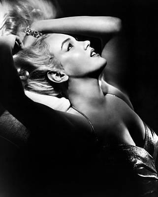 Photograph - Marilyn Monroe, Ca. Early 1950s by Everett
