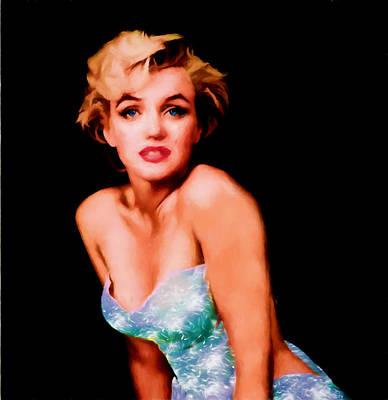 Photograph - Marilyn Monroe by Ericamaxine Price