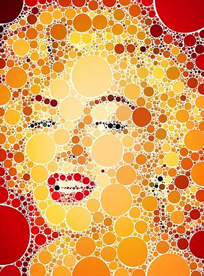 Actors Royalty-Free and Rights-Managed Images - Marilyn Monroe by Esoterica Art Agency
