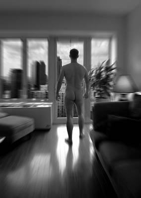 Digital Nudes Photograph - Mark by Mark Ashkenazi