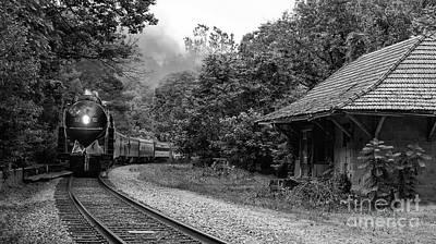 Photograph - Markham Station by Art Cole