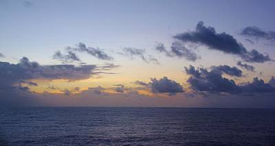 Photograph - Marshall Islands Area Sky 4 by Phyllis Spoor