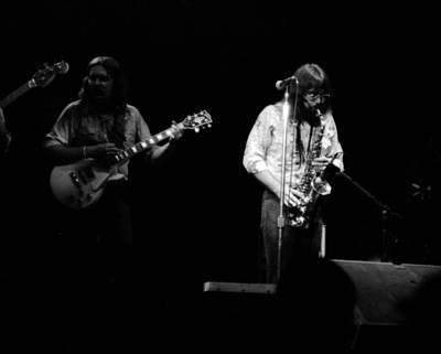 Photograph - Marshall Tucker Winterland 1975 #32 by Ben Upham
