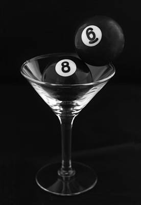 Martini Royalty-Free and Rights-Managed Images - Martini by Joan Powell